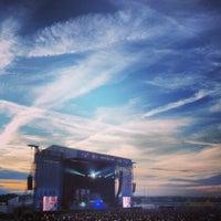 Das Foto wurde bei Pannonia Fields II von Nova Rock Festival am 6/15/2013 aufgenommen