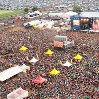 Das Foto wurde bei Pannonia Fields II von Nova Rock Festival am 6/11/2013 aufgenommen