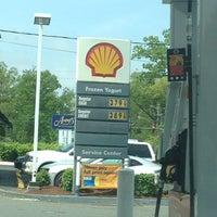 Photo taken at Shell by Samantha B. on 5/20/2013