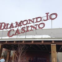 Photo taken at Diamond Jo Casino by Joe H. on 3/15/2013