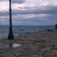 Photo taken at Pefkochori by Marija V. on 9/27/2014