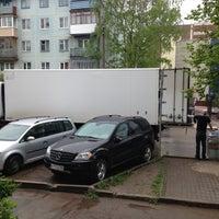 Photo taken at Автомагазин MOTOR by Евгений В. on 5/14/2013