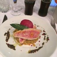 Photo taken at Restaurant de Fourvière by Asmaa N. on 4/20/2014