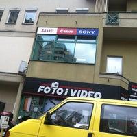Photo taken at Centrum Serwisowo Informacyjne Foto i Video by Kasia W. on 7/1/2013