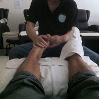 Photo taken at Feet Press by Tom A. on 4/10/2013
