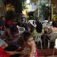Photo taken at Hostal Real Cartagena by Marwin Hernando T. on 3/19/2014