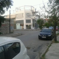 Photo taken at Nanou Donuts House by Σταύρος on 6/13/2014
