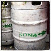 Photo taken at Kona Brewing Co. & Brewpub by Katrina B. on 9/29/2012