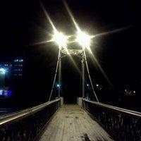 Photo taken at Банный мост by Anton L. on 10/13/2013