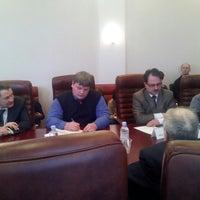 Photo taken at ИвГУ by Anton L. on 1/20/2014