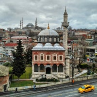 Photo taken at Şeb Sefa Hatun Camii by Anton L. on 1/26/2017