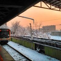 Photo taken at Sasuntsi Davit Metro Station | Սասունցի Դավիթ մետրոյի կայարան by Anton L. on 12/17/2016