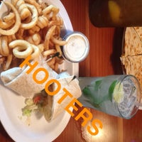 Photo taken at Hooters by Melissa A. on 4/8/2016