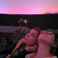 Photo taken at Albert Einstein Planetarium by Burcu B. on 8/11/2013