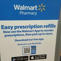 Photo taken at Walmart Pharmacy by Doug R. on 5/20/2016