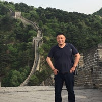Photo taken at The Great Wall of China - Defense Tower by Дмитрий Н. on 5/7/2015