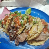 "Photo taken at Tacos al vapor ""Don Nacho"" by Cheel . on 3/6/2018"