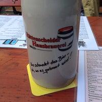 Das Foto wurde bei Rüttenscheider Hausbrauerei von Marc N. am 9/19/2018 aufgenommen