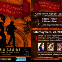 Photo taken at Bulerias Tapas Bar by Bulerias Tapas on 9/14/2014