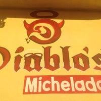 Photo taken at Micheladas Diablos by Luis A.📱 on 2/28/2014
