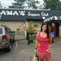Photo taken at Mama's Supper Club by John F. on 8/12/2016
