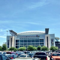 Photo taken at NRG Stadium by Jennifer V. on 5/7/2013