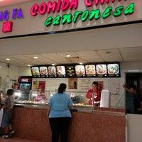 Photo taken at Plaza Sendero by Julio B. on 6/1/2013