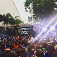 Photo taken at ABS-CBN Center Road by Atom Y. on 11/7/2016