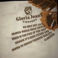 Photo taken at Gloria Jean's Coffees by intan f. on 5/28/2015