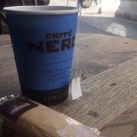 Photo taken at Caffè Nero by Hessah A. on 5/23/2017
