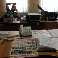 "Photo taken at Группа Компании ""Факел"" by Ольга С. on 5/13/2013"