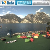 Photo taken at Shaka surf center by Artem D. on 8/28/2014