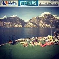 Photo taken at Shaka surf center by Artem D. on 8/29/2014