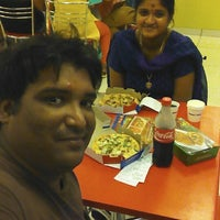 Photo taken at Domino's Pizza by Mohanakrishnan G. on 5/28/2014