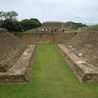 Photo taken at Monte Albán by Liz J. on 7/7/2013