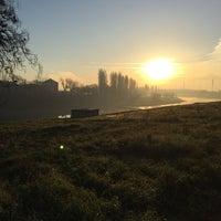 Photo taken at Sisak by Mladen G. on 11/17/2015
