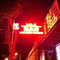 Photo taken at Milk Bar by Ovi M. on 10/8/2013