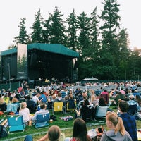 Photo taken at Marymoor Amphitheatre by Quintin D. on 8/14/2014