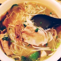 Photo taken at Pho Mignon by Quintin D. on 9/27/2012