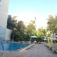 Photo taken at Narcis Otel by YASİN Ç. on 8/1/2016