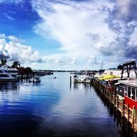 Photo taken at Pure Florida- Naples Tin City by Jason S. on 8/6/2014