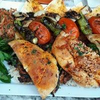 Photo taken at Bereket Turkish Restaurant by Gamze B. on 8/4/2016