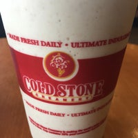Photo taken at Cold Stone Creamery by Phillip E. on 8/7/2016