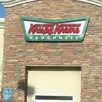 Photo taken at Krispy Kreme Doughnuts by Phillip E. on 4/26/2013