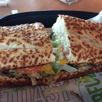 Photo taken at Quiznos by Phillip E. on 5/4/2014