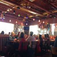 Photo taken at Red Robin Gourmet Burgers by Phillip E. on 5/23/2013