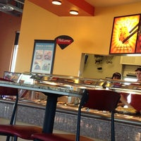 Photo taken at Panda Express (Federal Heights) by Phillip E. on 12/22/2013
