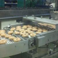Photo taken at Krispy Kreme Doughnuts by Phillip E. on 2/14/2013