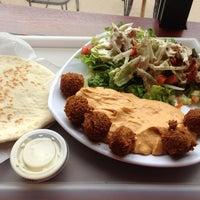 Photo taken at Falafel King by Phillip E. on 6/12/2013