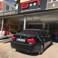 Photo taken at garantili arabam Oto Eskpertiz by MY VİZYON OTOMOTİV &EMLAK RENT A CAR on 10/25/2016
